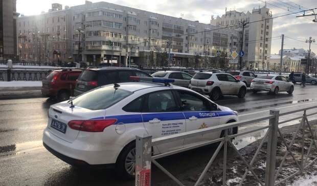 ВКазани под колесами автомобиля скончалась пенсионерка