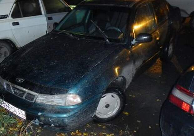 Дурацкое автопреступление: попал в яму и решил угнать машину соседа