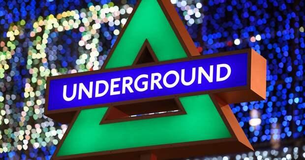 Sony PlayStation забрендировала лондонское метро