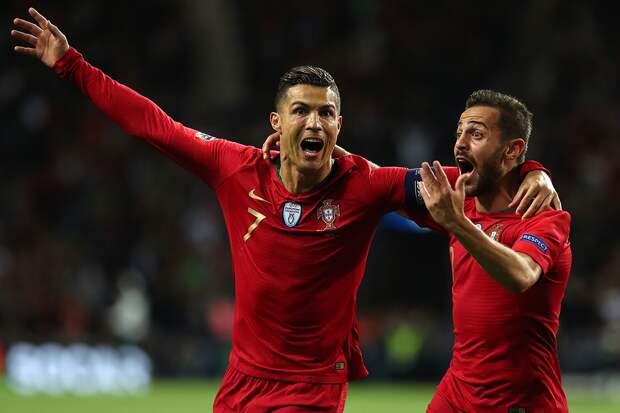 Хет-трик непомог Роналду стать лучшим игроком Лиги Наций
