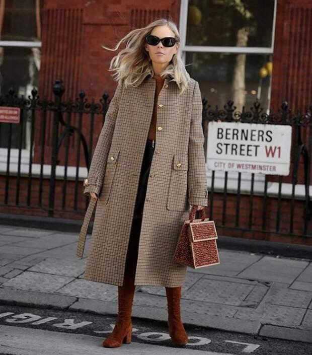 Виды пальто для нынешней осени