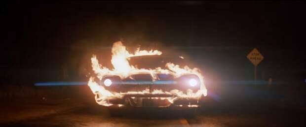 Машина, из-за которой пропадают люди.