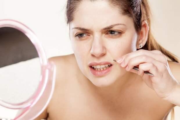 Актуальный вопрос: можно ли выщипывать усы?