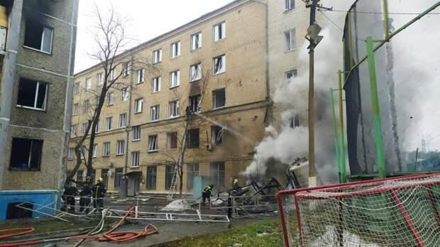 Взрыв кислородной будки произошел в больнице Челябинска