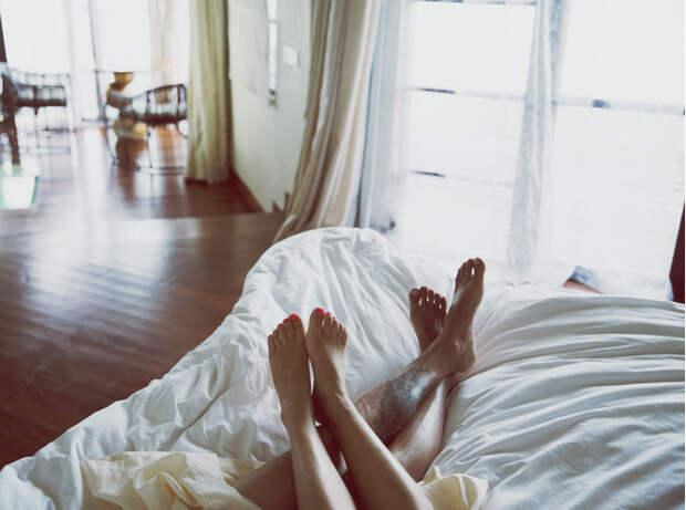 Как спальня влияет на вашу личную жизнь