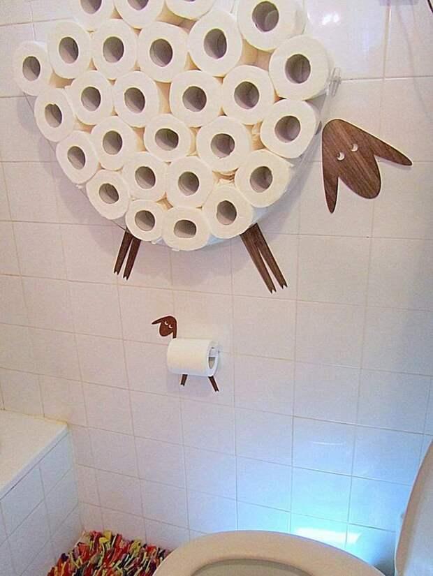 Очень крутые идеи для тех, кто ремонтирует свое жилье. Не будьте такими, как все!