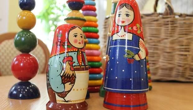 Максимович выделил свыше 40 тыс руб музею Подольска на приобретение экспонатов