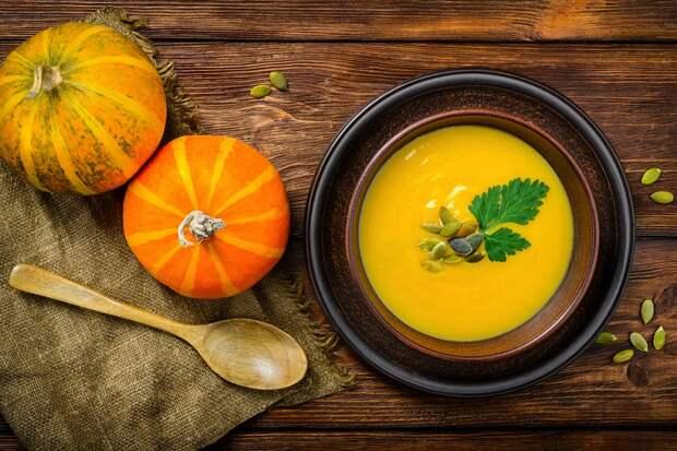 рецепты из тыквы с апельсином