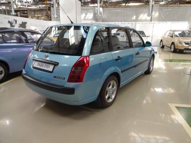 ВАЗ «Стрежень» - автомобиль, который должен был заменить «четверку» авто, автоваз, автомобили, ваз, концепт, концепт-кар, лада, прототип