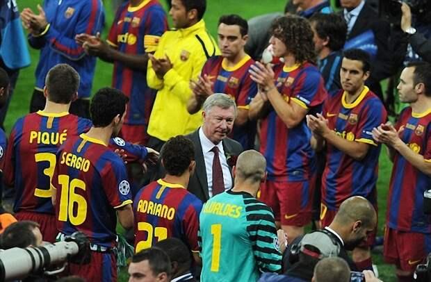 074 Алекс Фергюсон: Самый титулованный тренер Манчестер Юнайтед