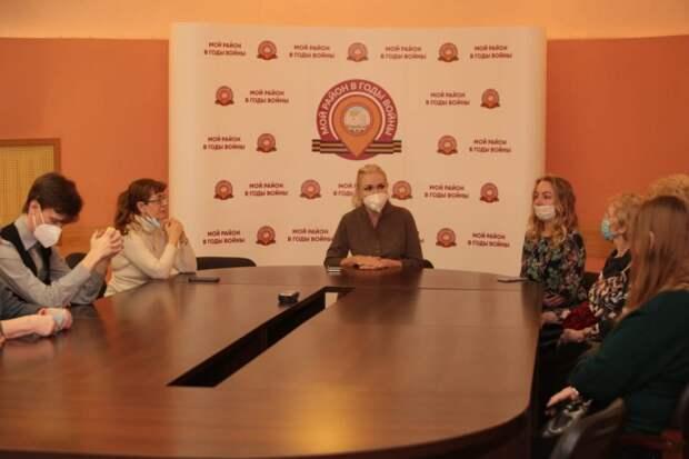 Москвичи напишут книгу «Память блокады». Фото: Андрей Дымитрив