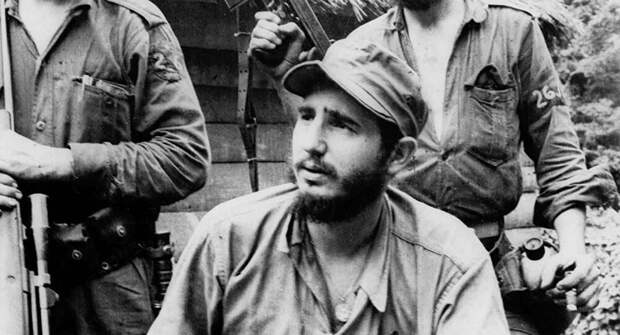 ЦРУ не стесняется: покушение на Кастро