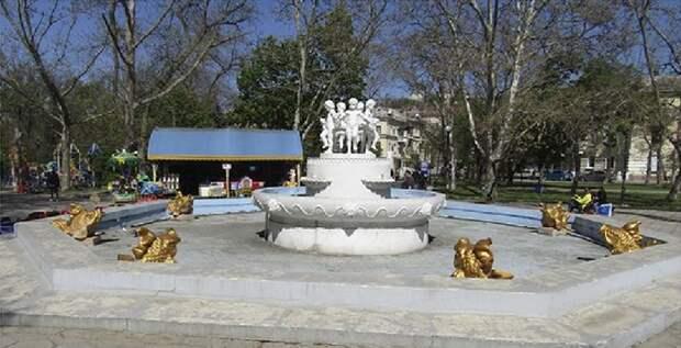 Детский парк в Севастополе отремонтируют за 77 миллионов рублей