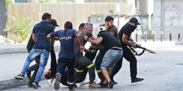 Число погибших в Бейруте увеличилось до семи человек