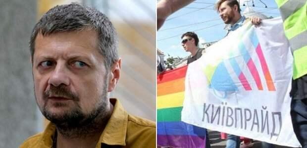 Игорь Мосийчук решил через суд запретить гей-парады вКиеве