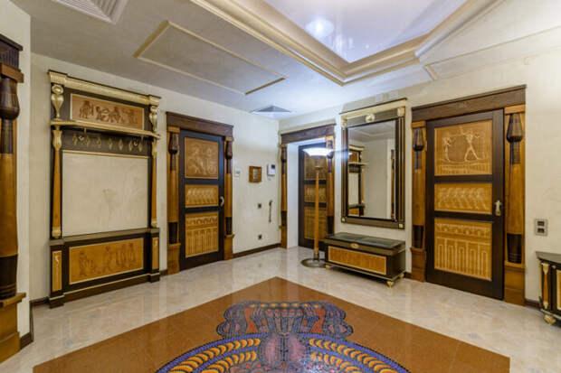 Что за «квартиру фараона» продают в Москве за 150 млн рублей