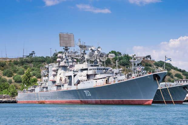 Украинский эксперт рассказал, как «заблокировать» флот РФ в Крыму
