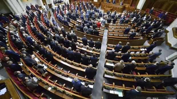 Депутат Рады заявил о нарушениях в голосовании по неприкосновенности