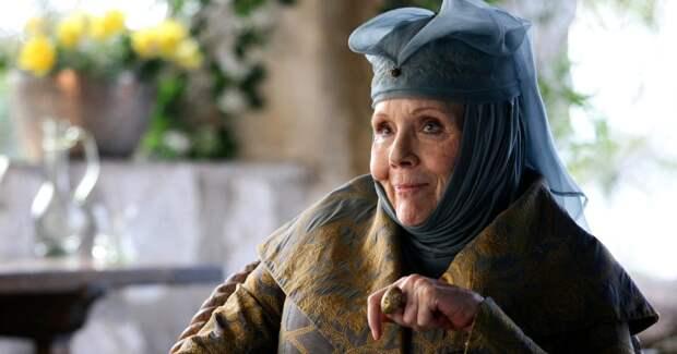 Умерла 82-летняя звезда «Игры престолов»