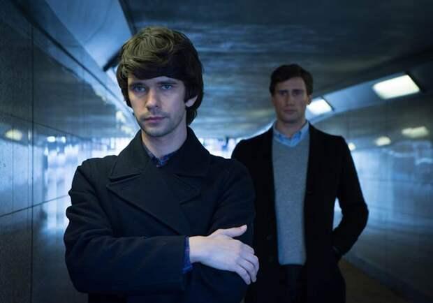Премьера на ShowJet: «Лондонский шпион»