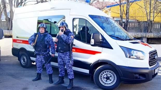 В Новосибирске эвакуированы учащиеся лицея №12