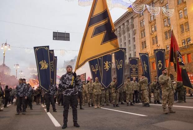 «Почему никого не волнует, что неонацисты приходят к власти на Украине?»
