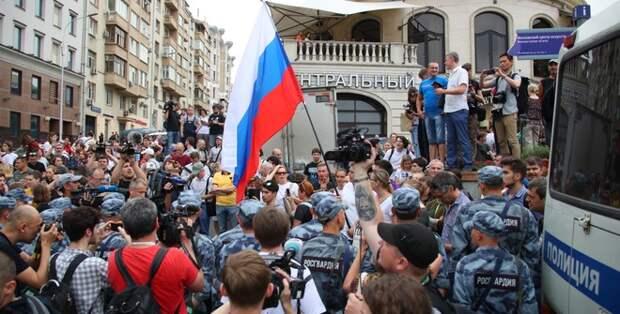 Навальный и компания использовали детей ради хайпа на деле Голунова (видео)