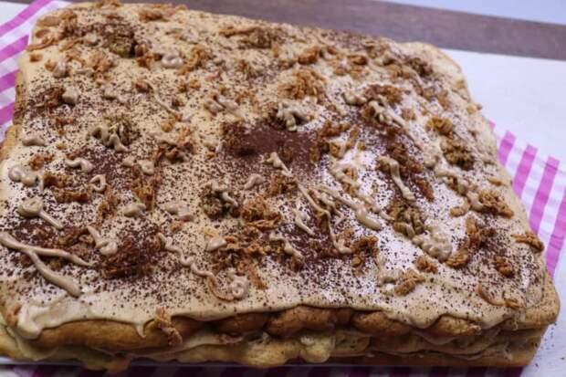 Торт Мужской Идеал. Самый удачный и вкусный рецепт