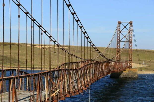 8 мостов, ведущих в никуда