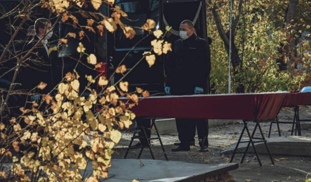 Росстат: смертность в Волгоградской области выросла на четверть