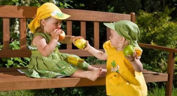 Севастопольцы меняются едой... и им это нравится