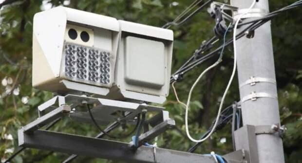 На сколько метров «смотрят» камеры контроля скорости?