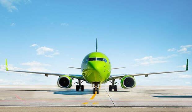 S7 Airlines проводит распродажу авиабилетов со скидками до 50%
