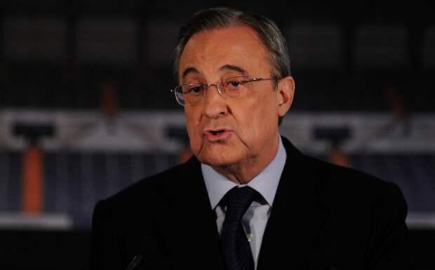 Президент «Реала» Перес вылечился от коронавируса