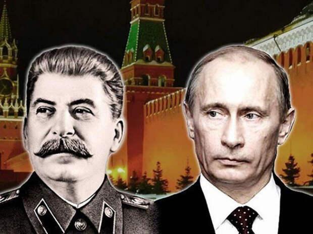 Путин должен стать Сталиным