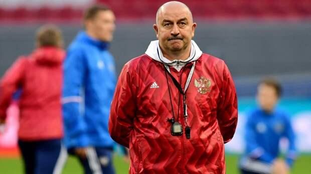 Как менялся главный тренер нашей победоносной сборной Станислав Черчесов с течением времени.
