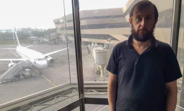 Мужчина остался жить в аэропорту