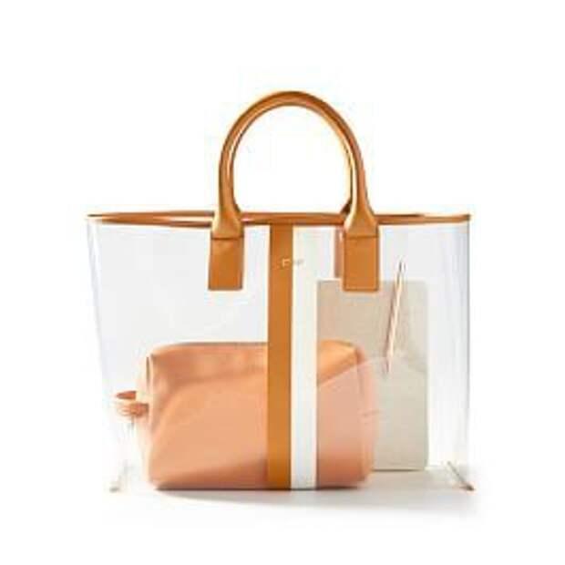 Прозрачные сумки (трафик)