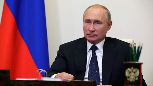 Путин предложил США обменяться гарантиями невмешательства