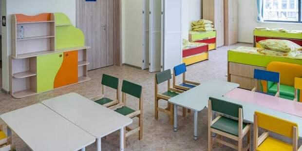 Собянин рассказал о строительстве в Москве новых школ и детских садов. Фото: mos.ru