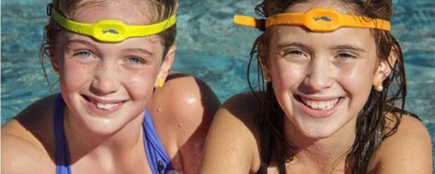 Браслет  iSwimband для спасения утопающих