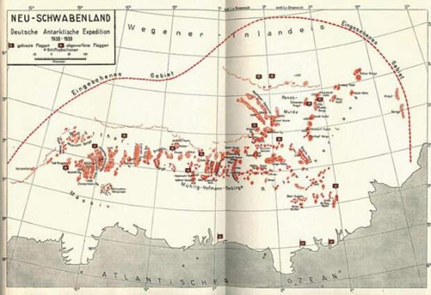 Антарктида: Тайны шестого контитента