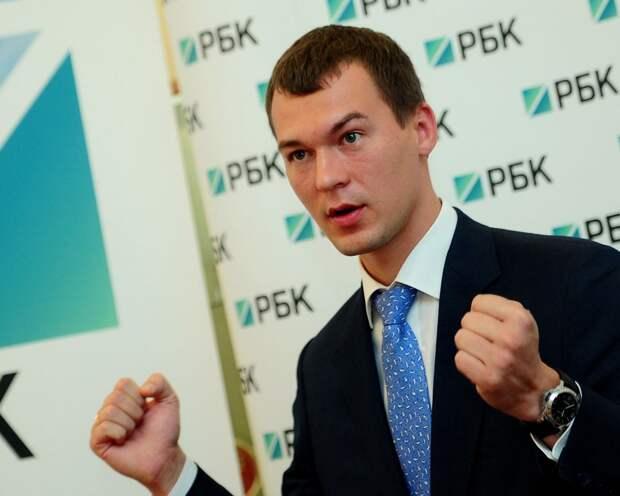 Ситуация в Хабаровском крае вселяет «осторожный оптимизм» - Дегтярев