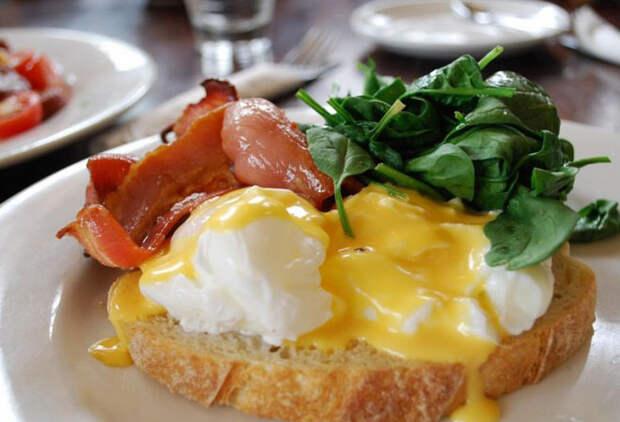 5 потрясающих яичниц для ужина