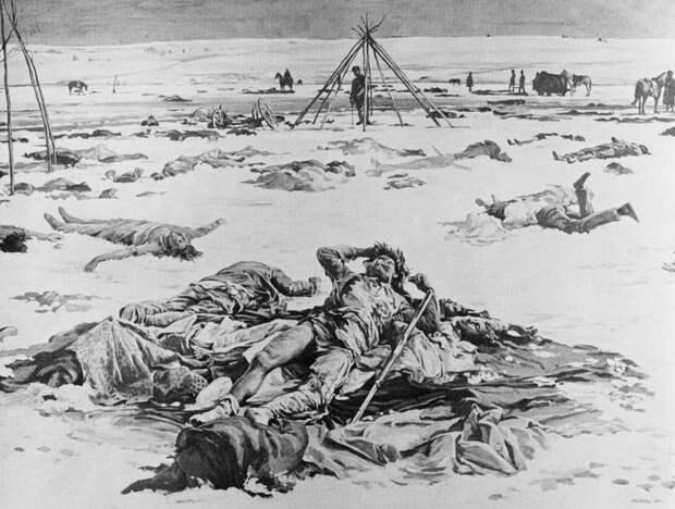Геноцид на Огненной земле: истребление индейцев селькнамов
