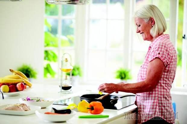 Пища которая ест вас – правильное питание после 40 лет