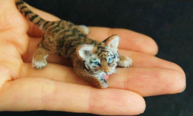 10 аномально маленьких животных