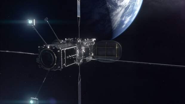 На орбиту Земли вышел первый космический аппарат-техник