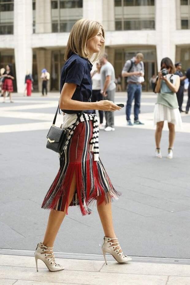 Необычные и креативные юбки (трафик)