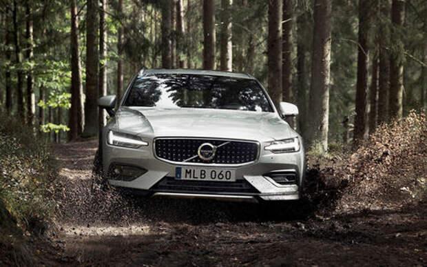 Volvo V60 Cross Country для России: один мотор и одна комплектация